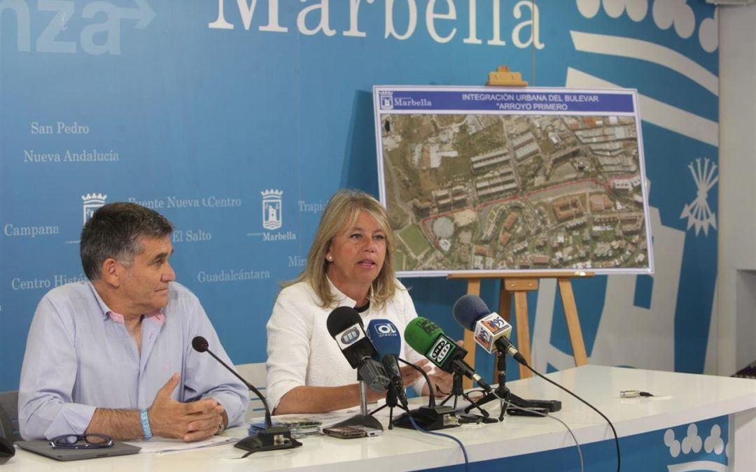 Marbella and its region's grand projects