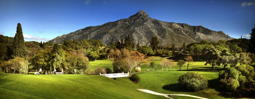 The Costa del Sol: a golf paradise