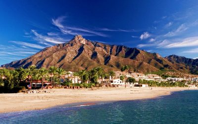The luxury property in Marbella has a millionaire impact on economic activity